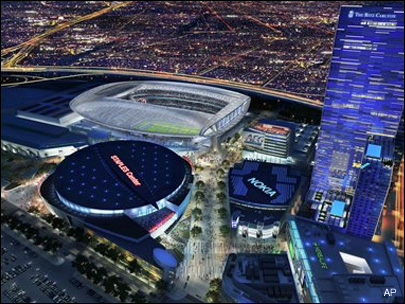 Proposed Los Angeles Stadium